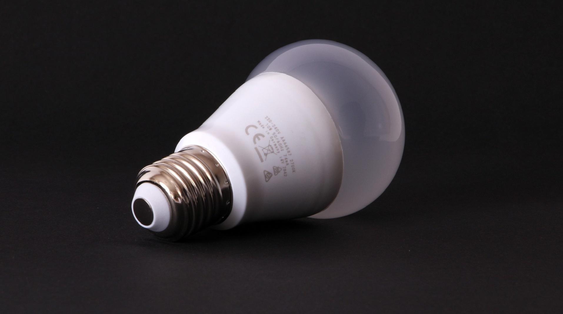 Aydınlatmada enerji verimliliği... LED lambalar cıva veya başka tehlikeli  kimyasal içermez