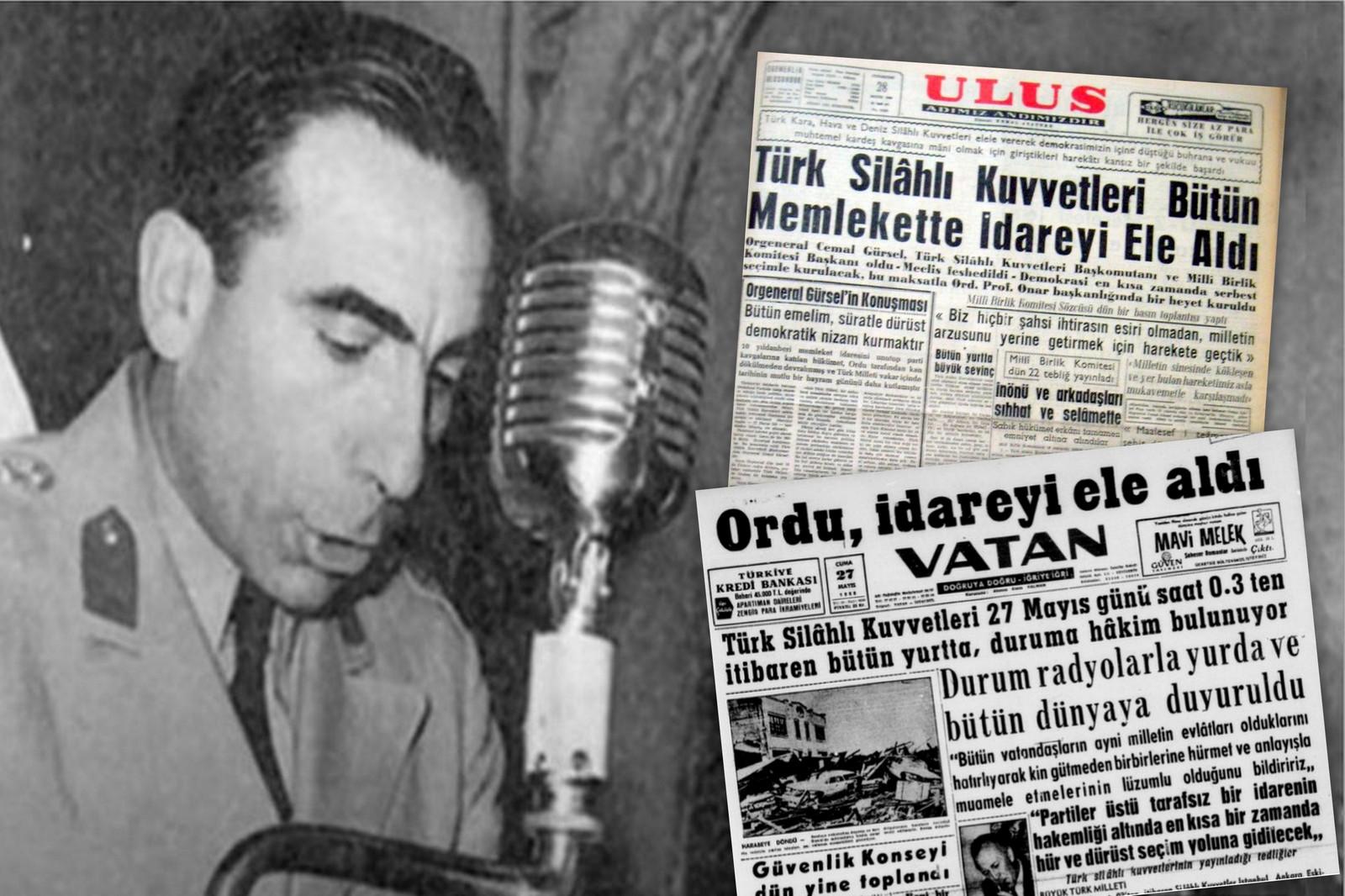 60 yıl sonra 27 Mayıs 1960 askeri müdahalesine bakmak (1) | Independent Türkçe