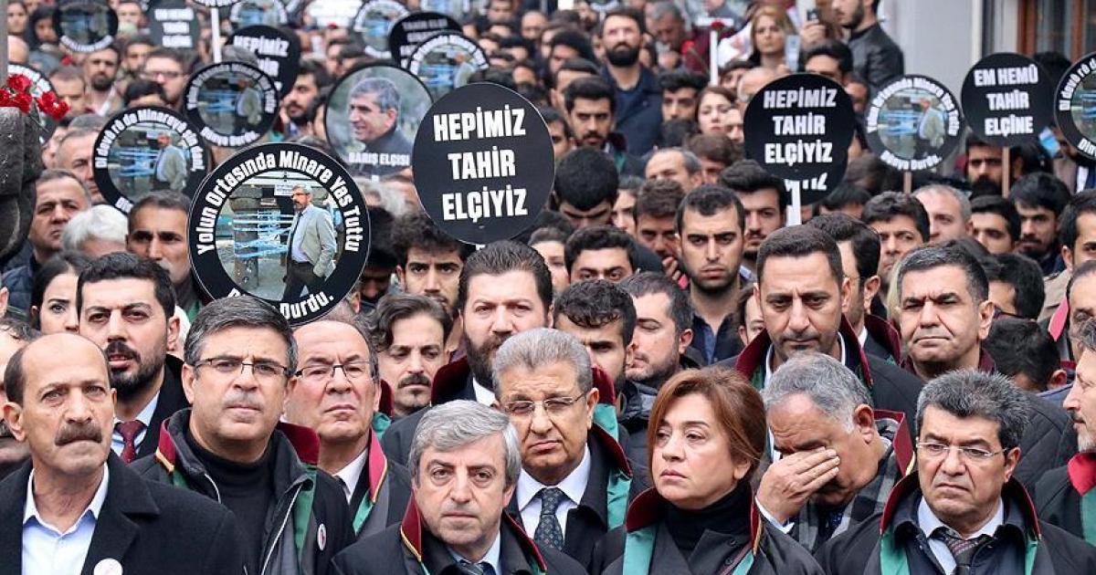 Her yıl 60 avukat öldürülüyor veya yaralanıyor: En çok saldırı siyasi, boşanma, miras, icra davalarında…