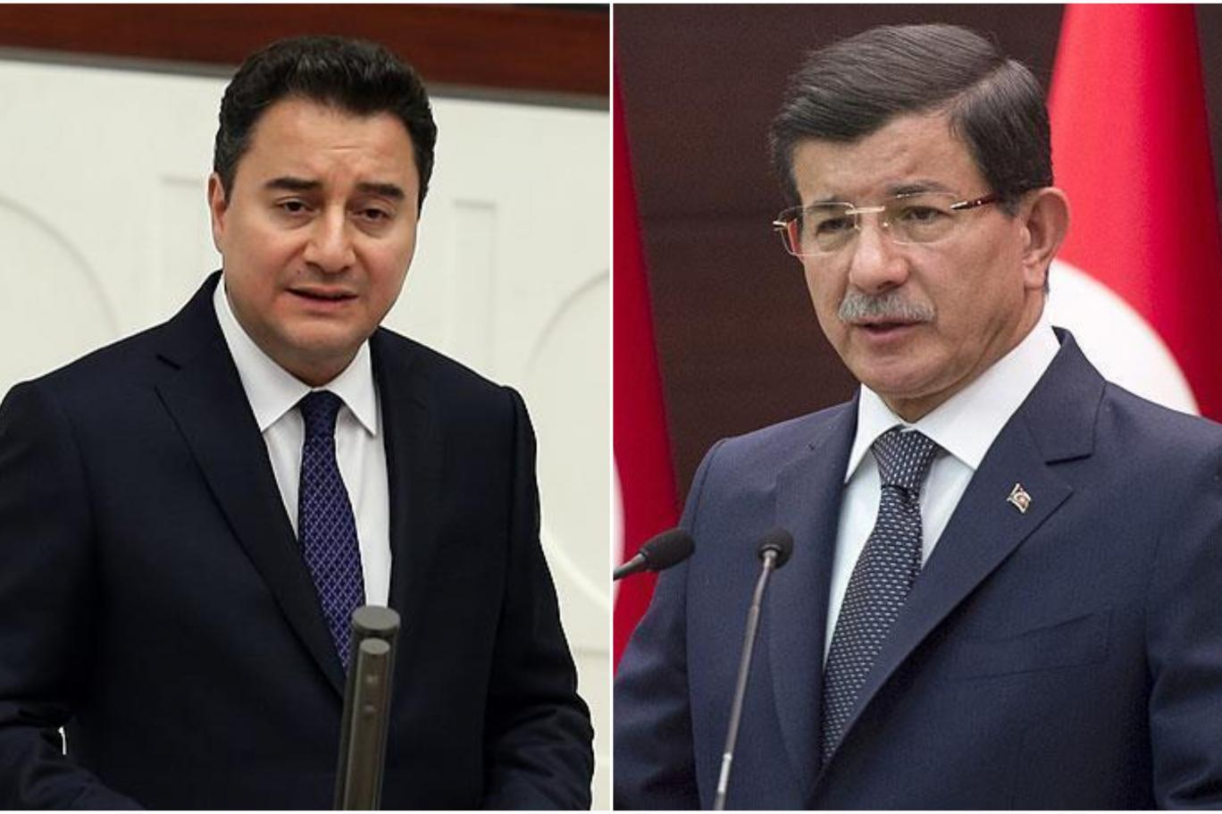 Ali Babacan, Ahmet Davutoğlu ve yeni partiler: Alternatif mi ...