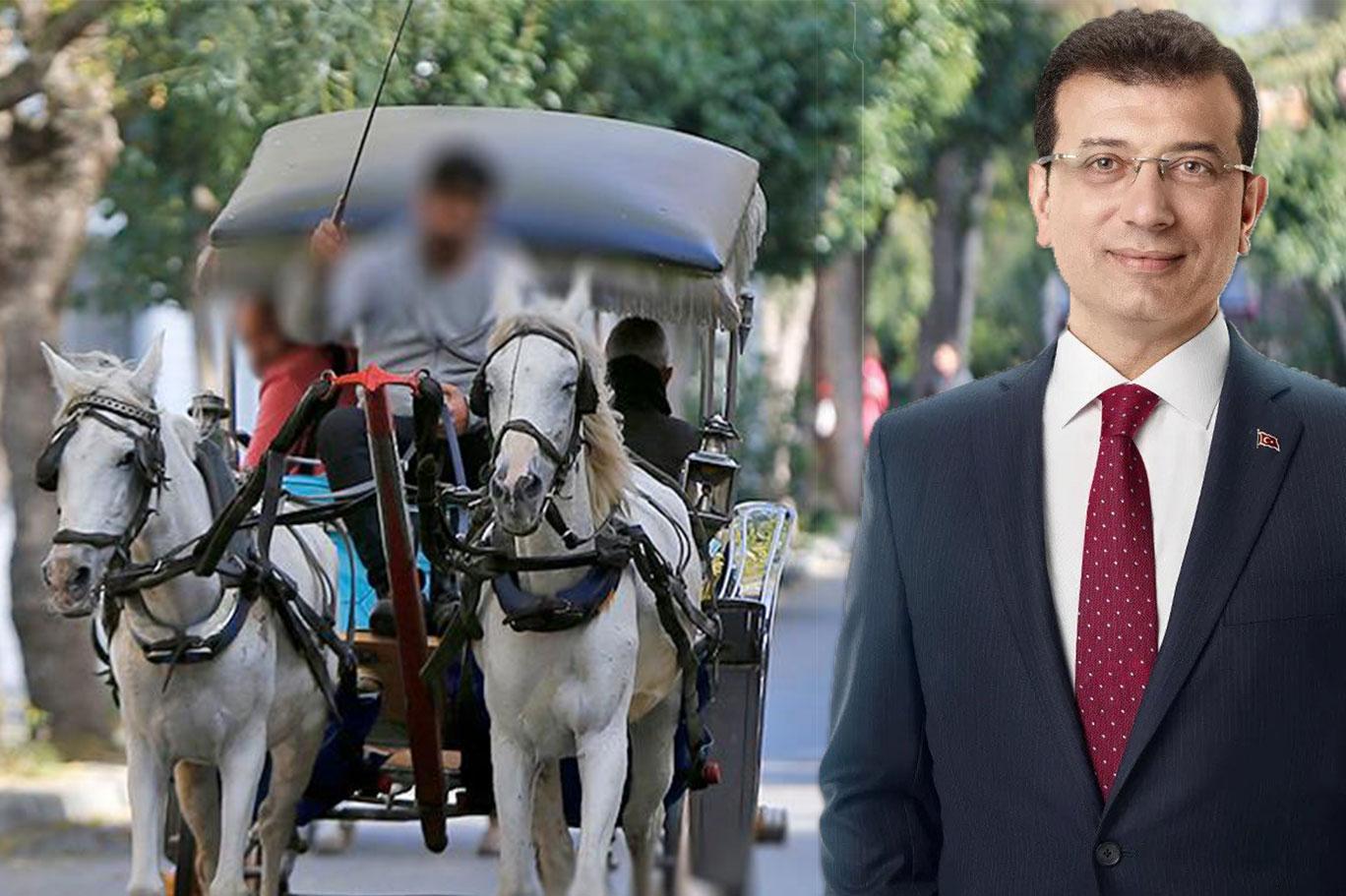 Nisanda söz vermişti… İmamoğlu: Fayton konusunu çözüyoruz | Independent Türkçe