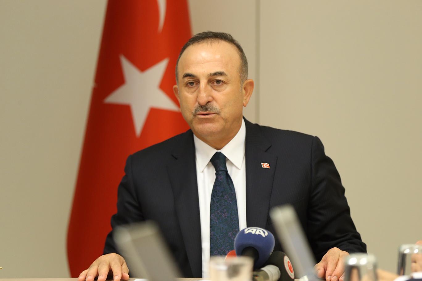 Çavuşoğlu: Batı Trakya Türk Azınlığı yüzyıllardır Türktü, Türk kalacak