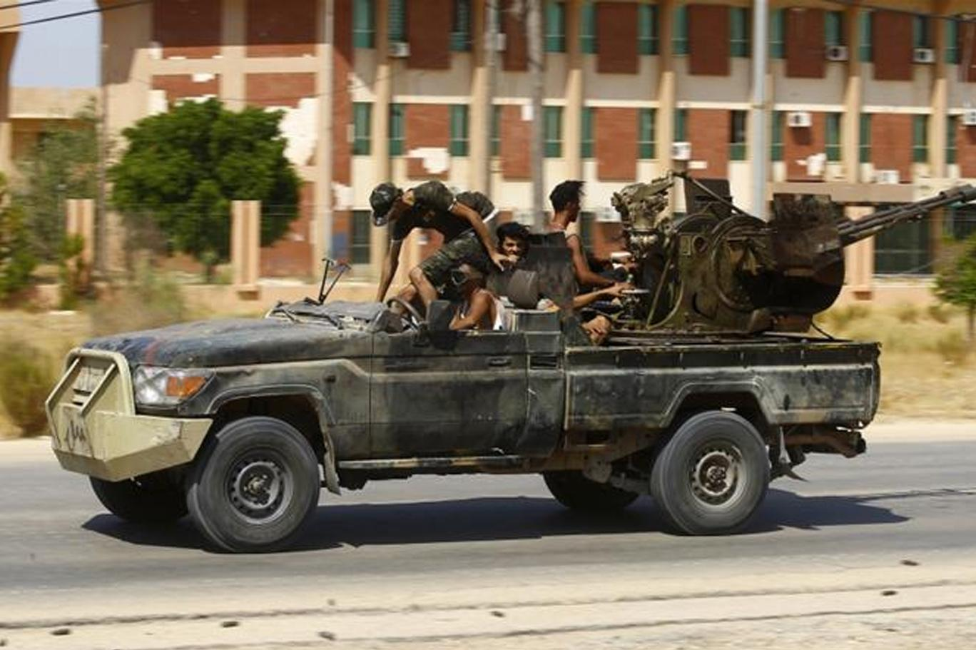 Libya'da çözüm amacıyla askeri komite toplantısının ikinci turu Cenevre'de başlıyor