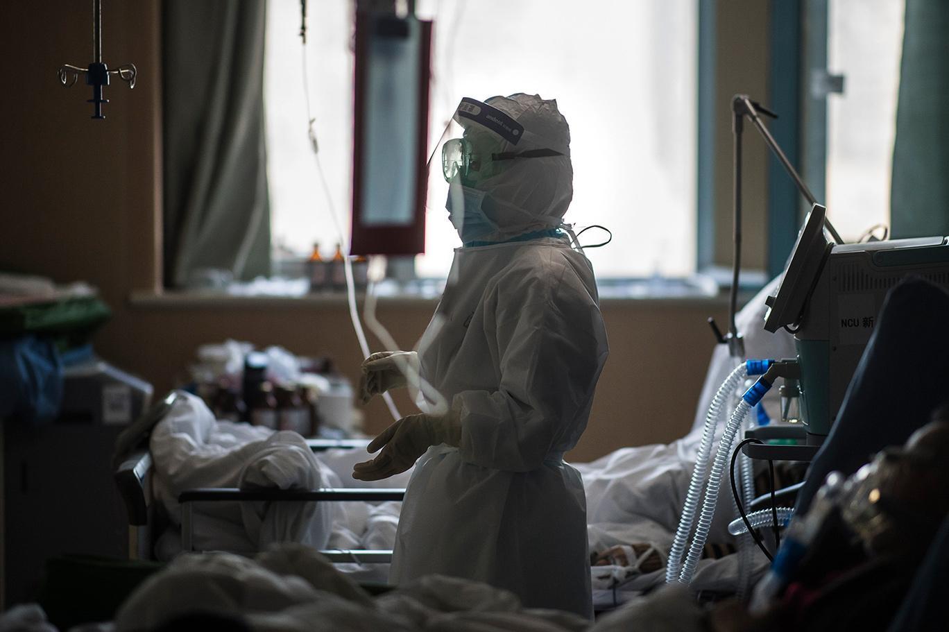 Koronavirüs nedeniyle hayatını kaybedenlerin sayısı 2 bin 619'a ...