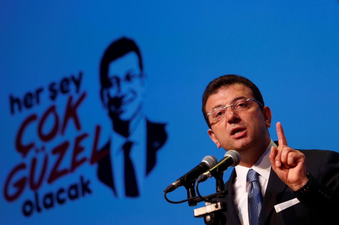 İmamoğlu'nun seçim kampanyasına 5 ödül