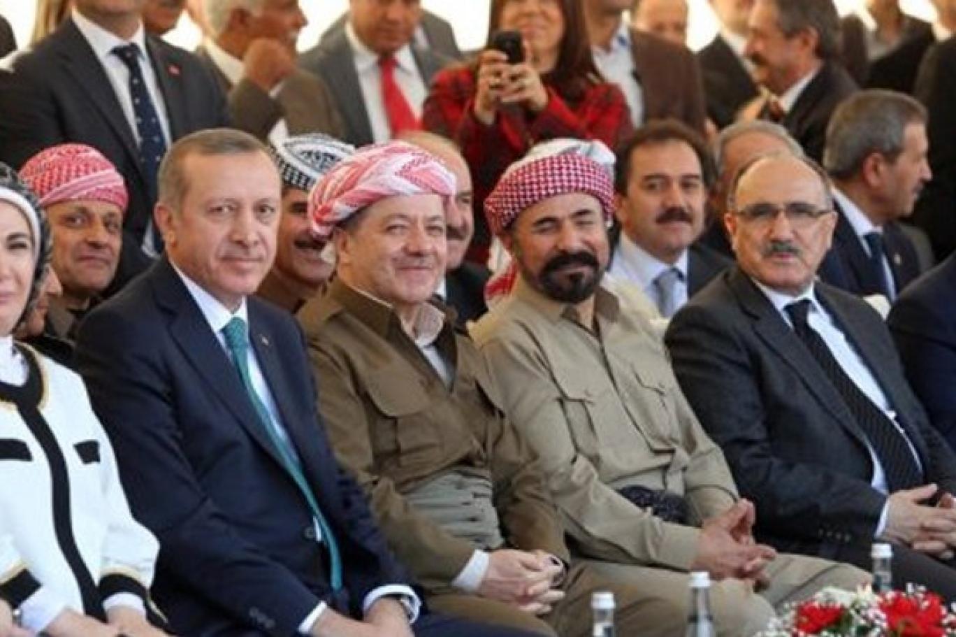 Barzani ve Şivan Perwer'in Diyarbekir ziyaretleri   Independent Türkçe