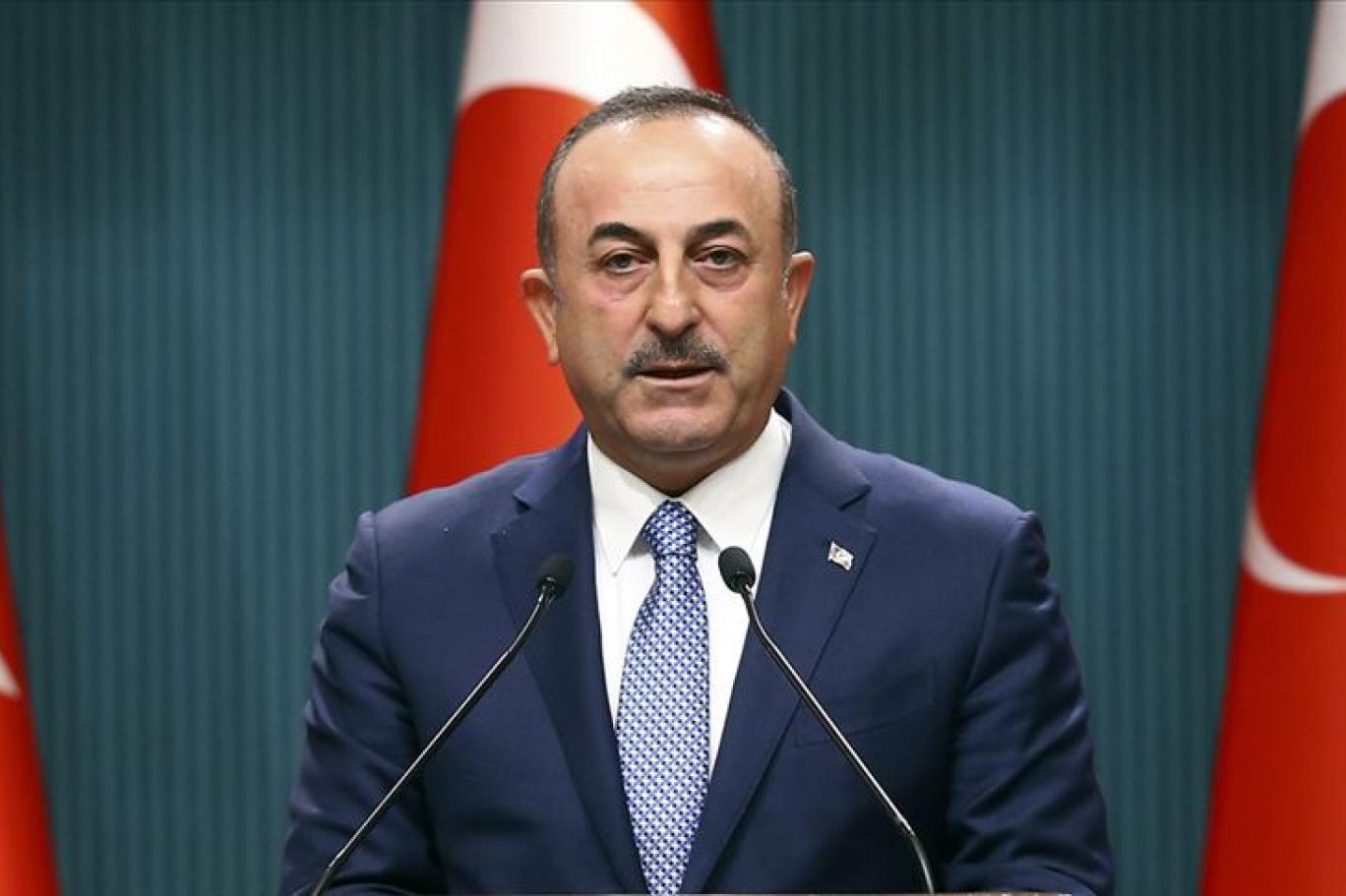 Çavuşoğlu, Washington Times'taki makalesinde çatışmalar için diyalog çağrısı yaptı