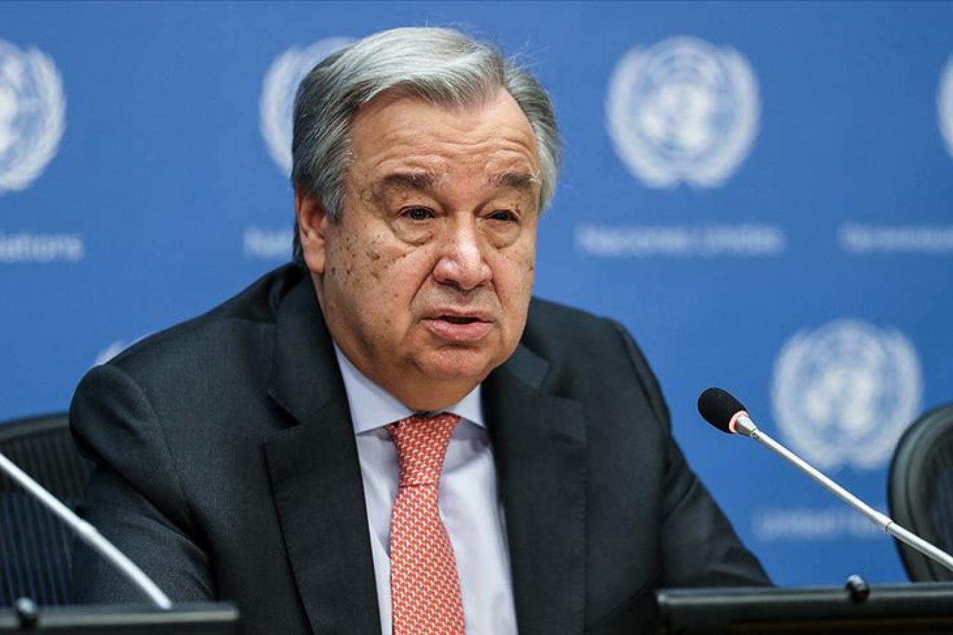 BM Genel Sekreteri: Terörist ve radikal gruplar pandemiden istifade edebilir