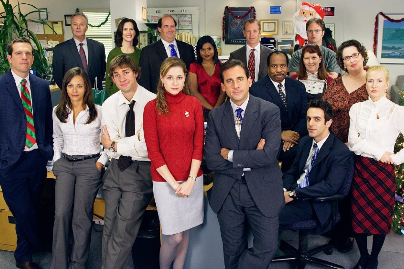 NBC, The Office ekibini yeniden bir araya getirmeyi planlıyor   Independent  Türkçe