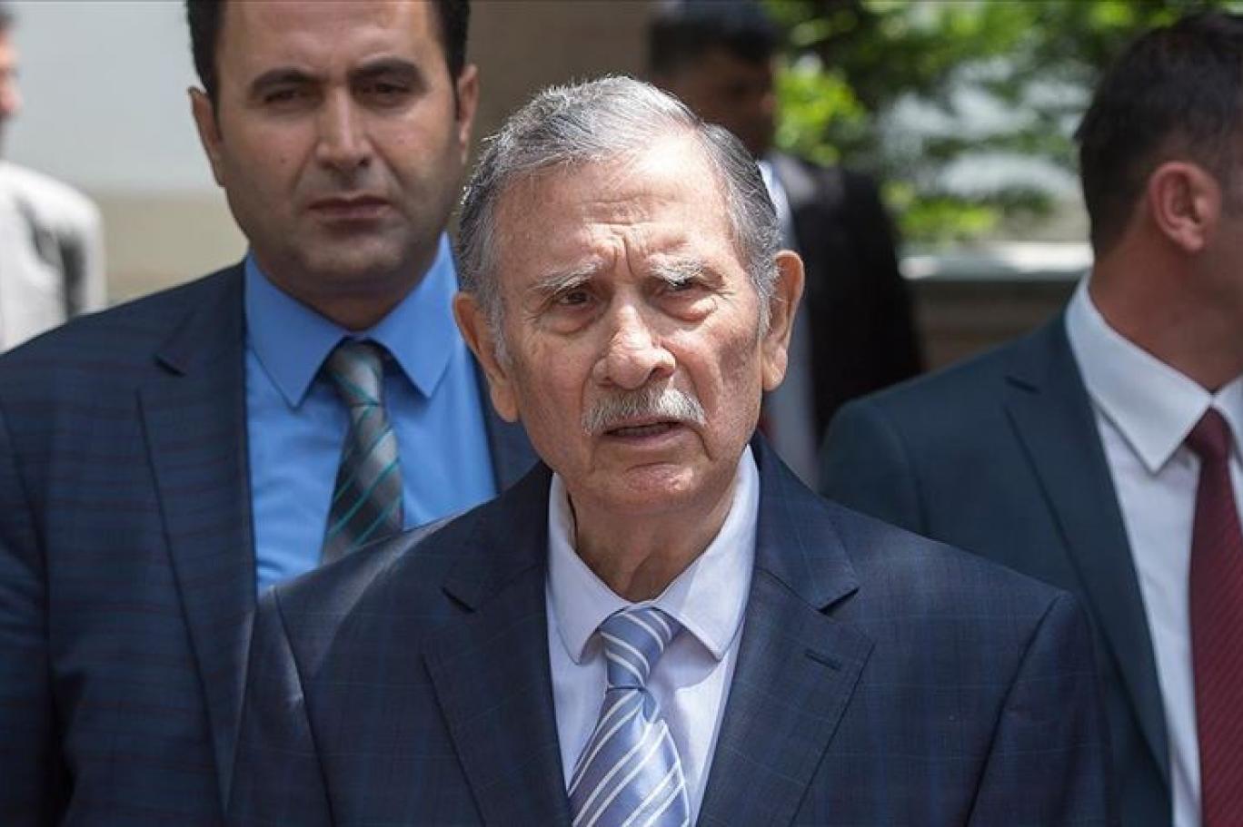 Eski başbakanlardan Yıldırım Akbulut hastaneye kaldırıldı | Independent  Türkçe