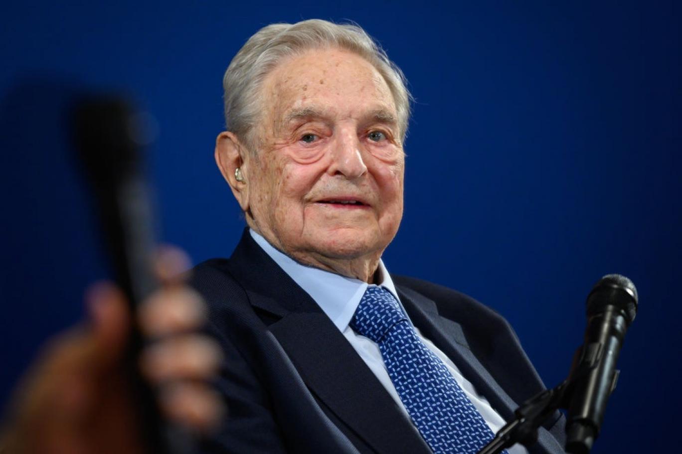 Komplo teorilerinin hedefindeki George Soros: Bazı insanları sinir ettiğim için mutluyum   Independent Türkçe