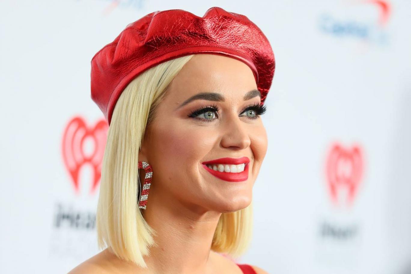 Katy Perry: Aradığım her şeyi annelikte buldum | Independent Türkçe