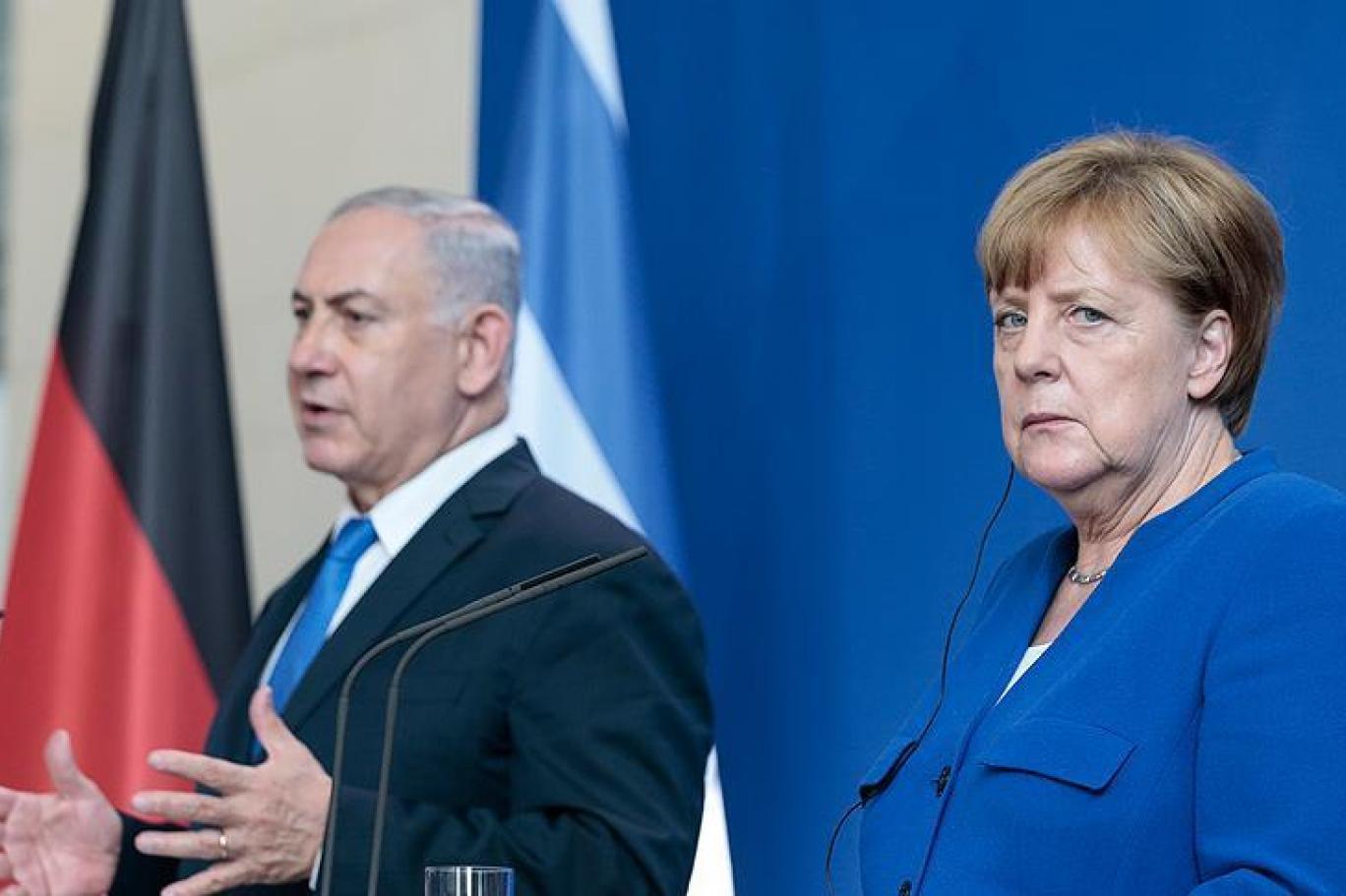 Netanyahu ile görüşen Merkel, Gazze'den İsrail'e yönelik füze saldırılarını  sert şekilde kınadı | Independent Türkçe