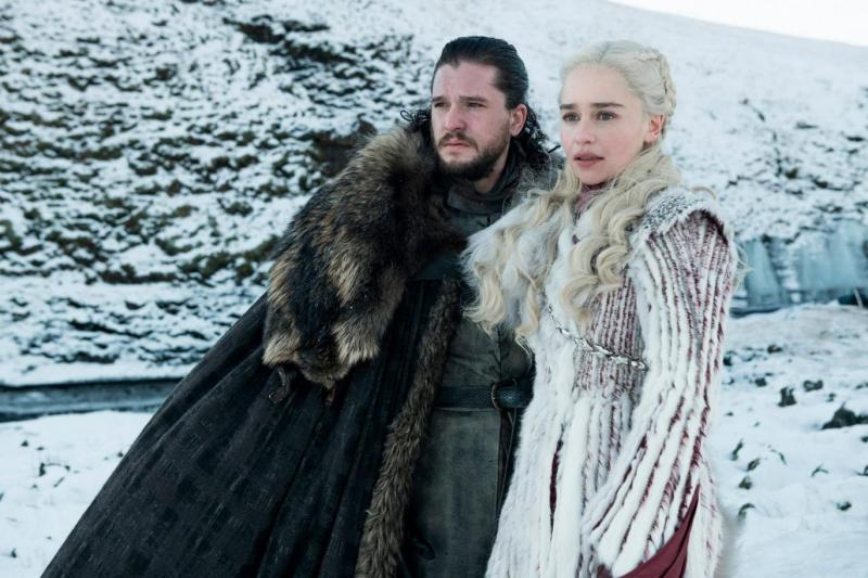Game of Thrones. Emilia Clarke & Kit Harington.HBO.jpg