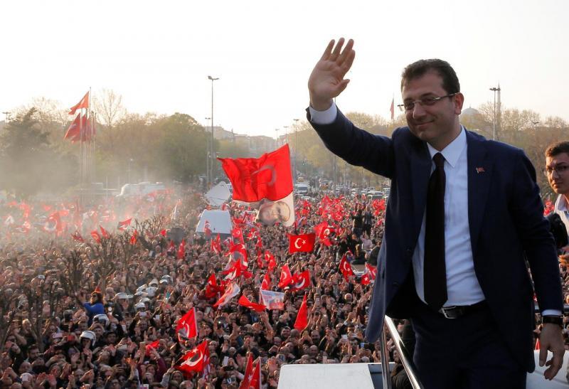 ekrem imamoğlu reuters