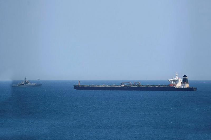 Grace 1 petrol tankeri gemisi AFP