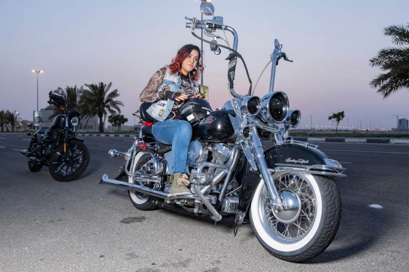 suudi arabistan kadın motorcular indie arabia.jpg