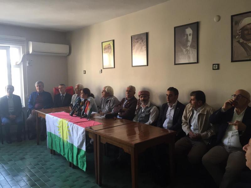 Kürt partilerden ortak açıklama