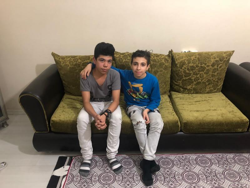 Suriyeli çocuk işçiler. Independent Türkçe. jpg