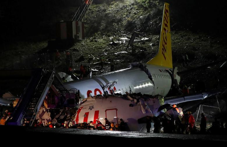Reuters Sabiha GÖkçen uçak kazası.jpg