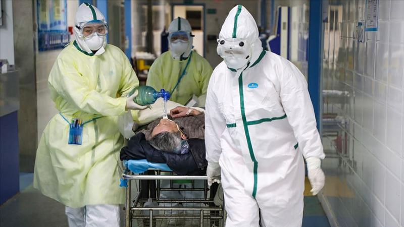 Çin'de koronavirüsten ölenlerin sayısı 3 bin 72'ye çıktı