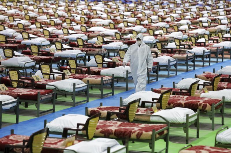 İran koronavirüs hastane AP.jpg