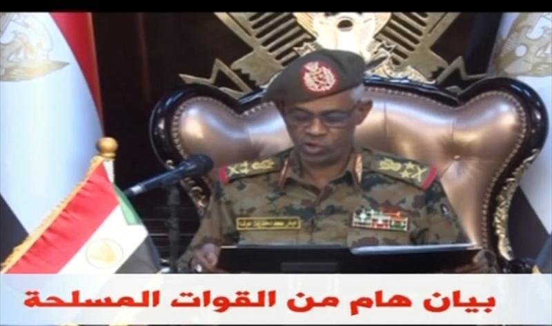 sudan ordu yönetime el koydu AA 4.jpg