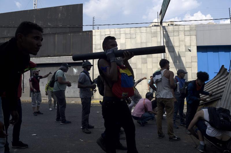 venezuela çatışmalar 2 afp.jpg