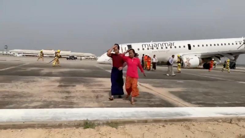 Myanmar Uçak Acil İniş 3 PKP TADU-U.JPG