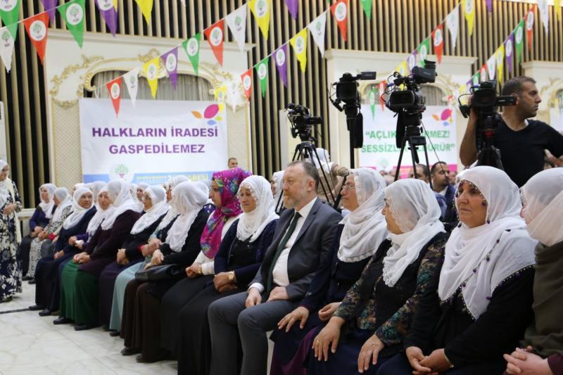 HDP Diyarbakır İl kongresi