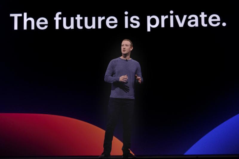 Mark Zuckerberg Facebook F8 Sunumu San Jose  The Future is private.jpg