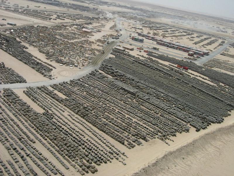 Kuveyt Arifcan ABD üssü