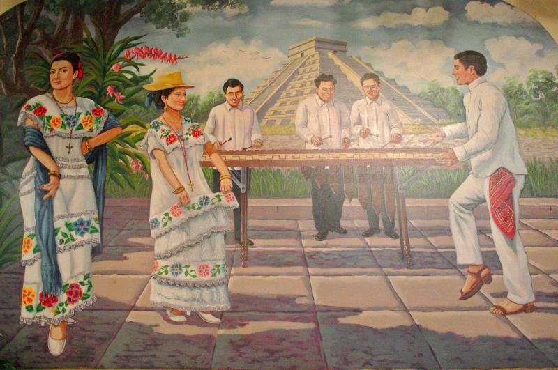 Sn Jose'deki Meksikalılar Detay7.jpg