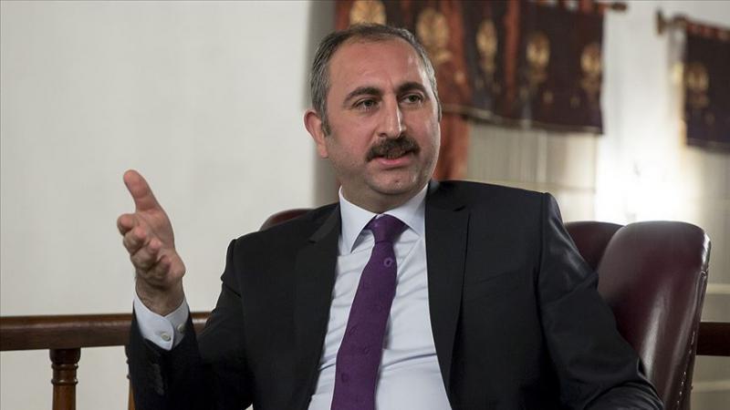 Adalet Bakanı Gül. AA. jpg