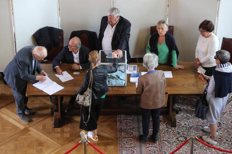 avrupa parlamentosu (AP) seçim