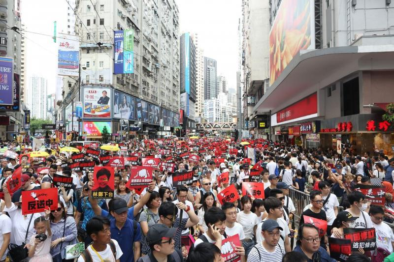 hong kong protesto AFP