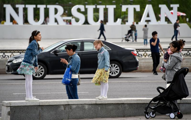 kazakistan başkenti nursultan