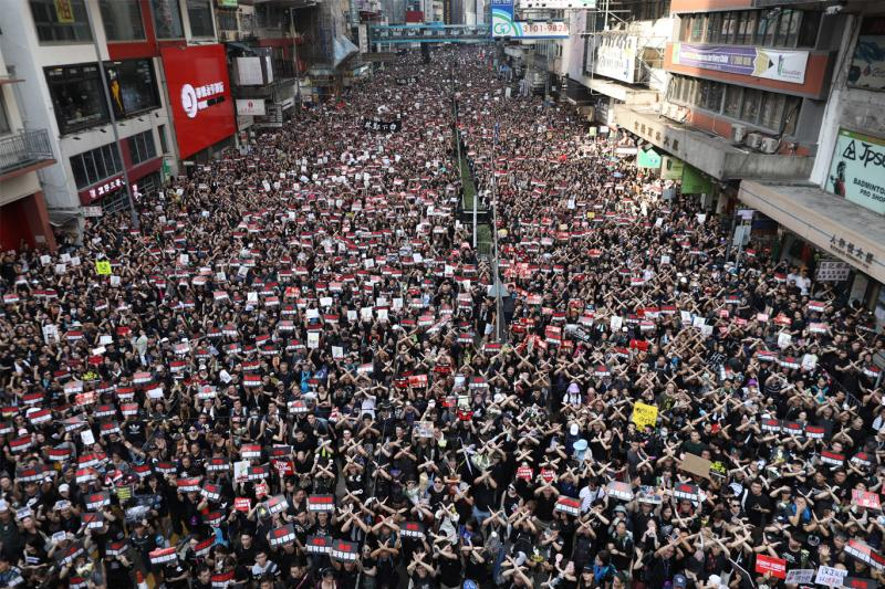 16 HAZİRAN - Hong Kong Protestolar - AA.jpg