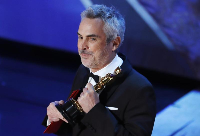 Alfonso Cuarón  Oscar reuters.jpg