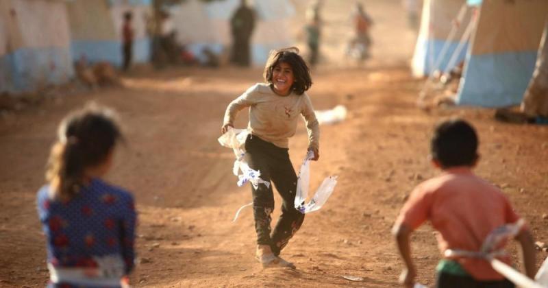 suriyeli mülteci çocuklar afp.jpg