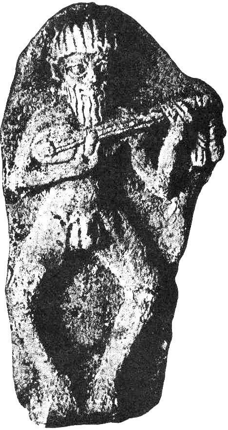Elam, saz çalan ozan, Louvre Müzesi, İ.Ö.18-17. yüz yıllar..jpg