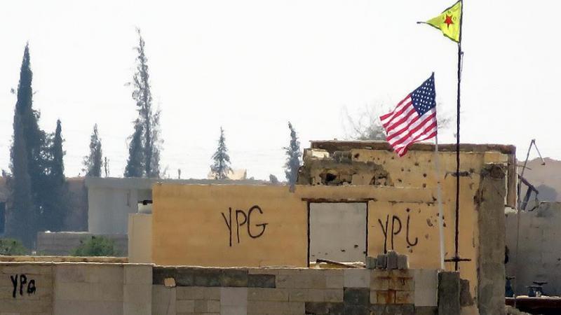 YPG'nin denetiminde olan Kuzey-Doğu Suriye Yönetimi