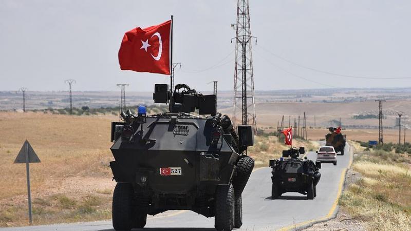 Türkiye'nin askeri sevkiyatı sürüyor