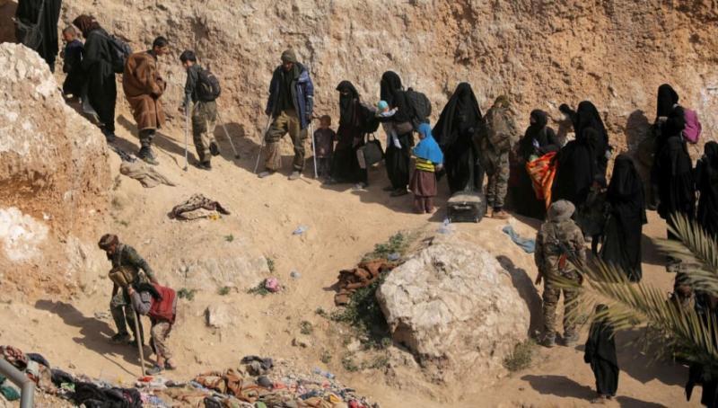 IŞİD'li aileler