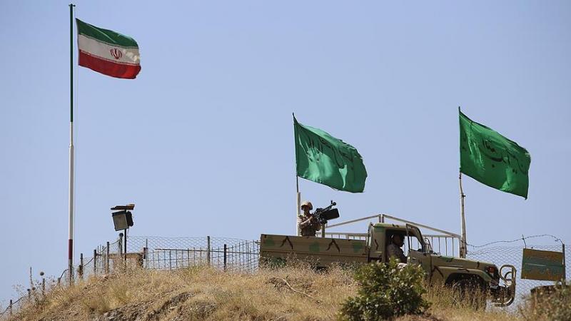 İran-Türkiye sınırı