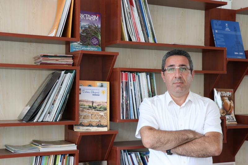 Tütün Eksperleri Derneği Başkanı Servet Yaprak.JPG