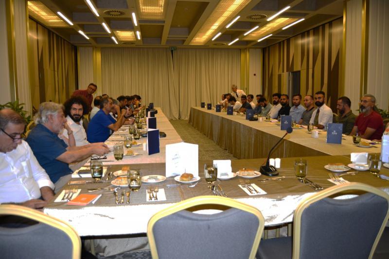 Kürt Dili ve Edebiyatı Bölümü mezunları