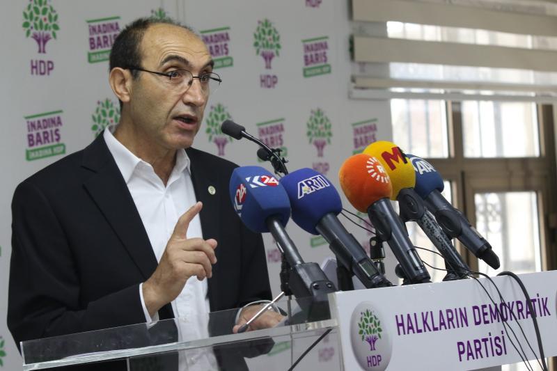 HDP Sözcüsü Günay Kubilay