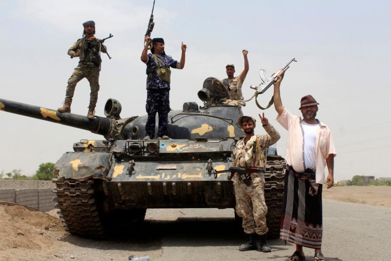 güney-geçiş-konseyi-Yemen-AFP