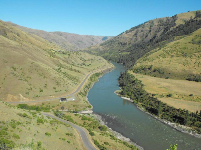 Cooper's Ferry kazı alanı - Loren Davis - Oregon Eyalet Üniversitesi.jpg